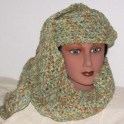 Hascarf: A Hat And Scarf Crochet Pattern
