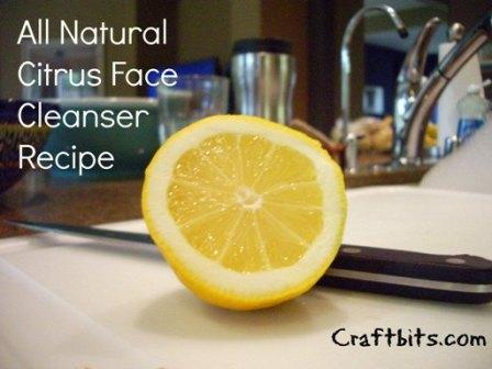Citrus Face Cleanser