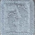 Baby Feet Cloth