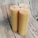 Bees Wax Pillar Candle