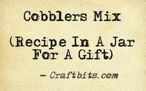 Cobblers Mix