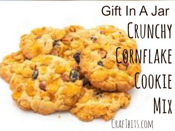 Crunchy Cookie Recipe