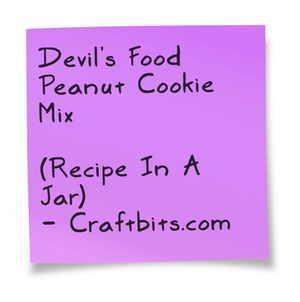 devils-food-peanut-cookies