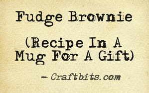 Easy Fudge Brownie