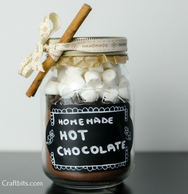 Hot Chocolate & Marshmallow Mix