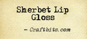 Lip Gloss – Sherbet