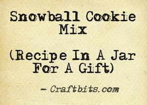 Snowball Mix