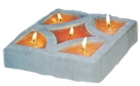 Paver Candles