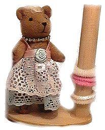 Teddy Bear Band Holder