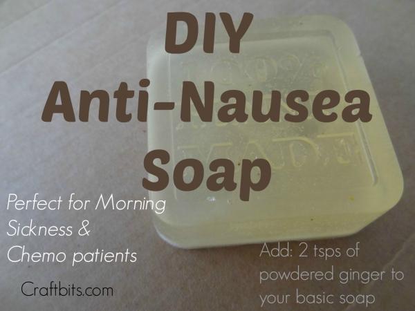Anti-Nausea Soap
