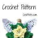 Crochet Clothes Pin Fairy