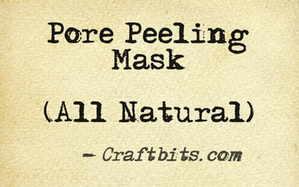 Pore Peeling Mask