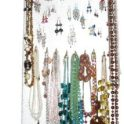 Canvas Jewelry Holder