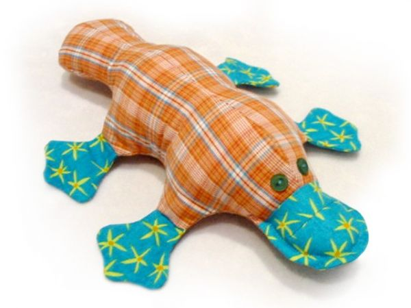 Plattie The Platypus