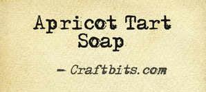 Apricot Tart Soap