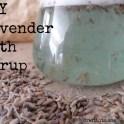 Bath Syrup - Lavender