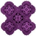 Shell Motif Crochet Pattern
