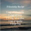 Friendship Food Gift Poem