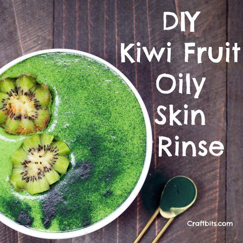 Kiwi Fruit Oily Skin Rinse