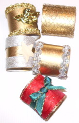 Napkin Ring – Recycled Toilet Rolls
