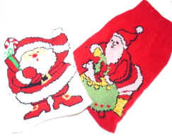 Santa's Mobile Phone Cozy