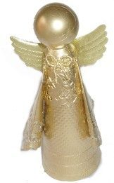 christmas-angel-cone