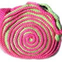 Spiraled Purse Crochet Pattern