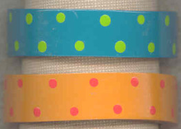 Polka Dot Bangle