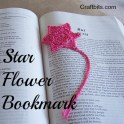 Star Flower Bookmark