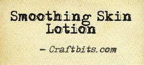Smoothing Skin Lotion