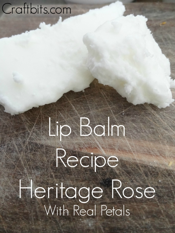 Lip Balm – Heritage Rose