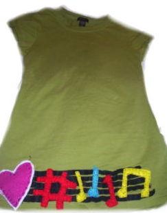 Felt T-shirt Revamp