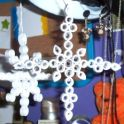 Paper Quilled Snowflakes