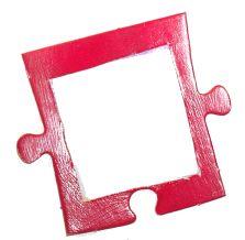 Puzzle Photo Magnet