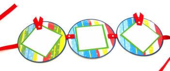 Mini Scrapbook Album - Coasters