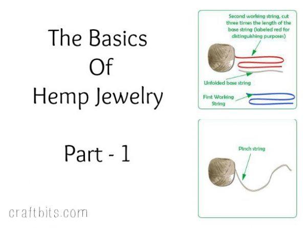 The Basics Of Hemp Jewelry