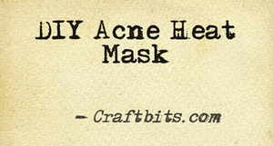 Acne Heat Mask