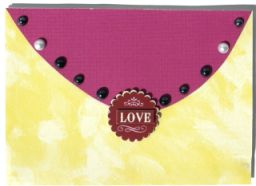 DIY Love Purse Card