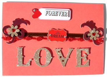 Valentine's Card – Forever Dream Love