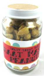 Baby Food Jar – Chaat Masala Nuts