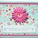 Cardmaking - Flower Friends