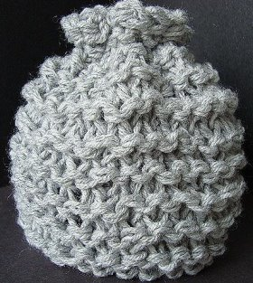 Easiest Beanie Pattern to Knit