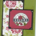 Cardmaking Idea - Dreams