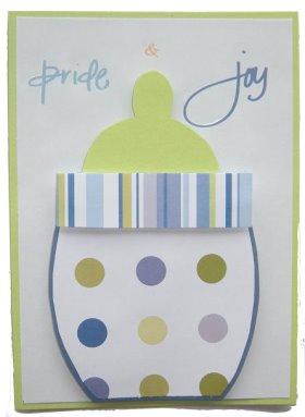 Cardmaking – Pride & Joy