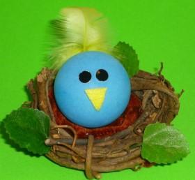 Bouncing Birdie Craft