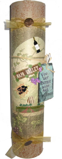 Wine Bottle Gift Box – Better With Age