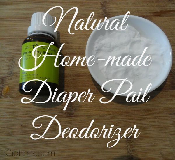 Diaper Pail Deodorizer