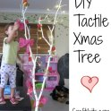 Christmas Tree: Tactile Twigs