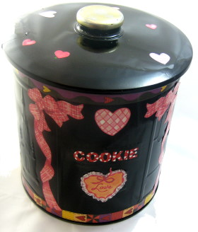 Cookie Counting Tin