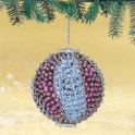 Tree Ornament - Sparkle Sequins